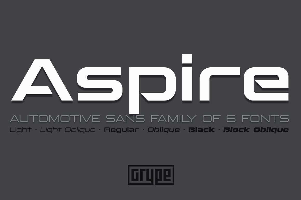 Aspire Light Oblique