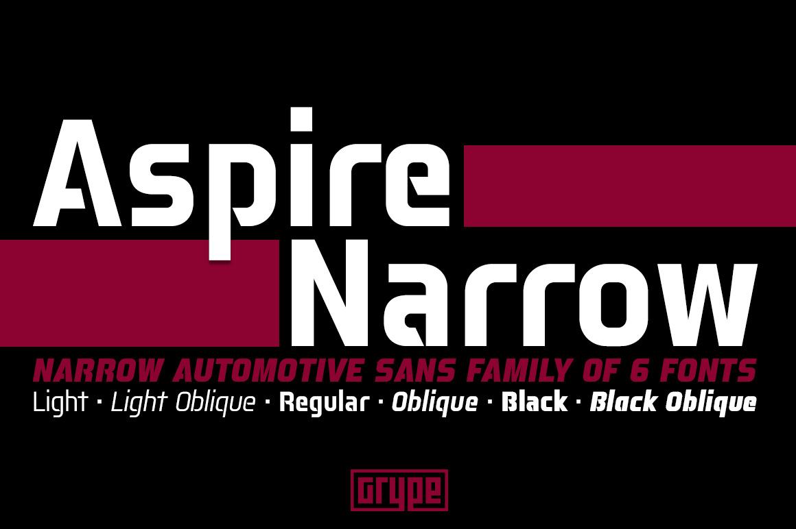 Aspire Narrow