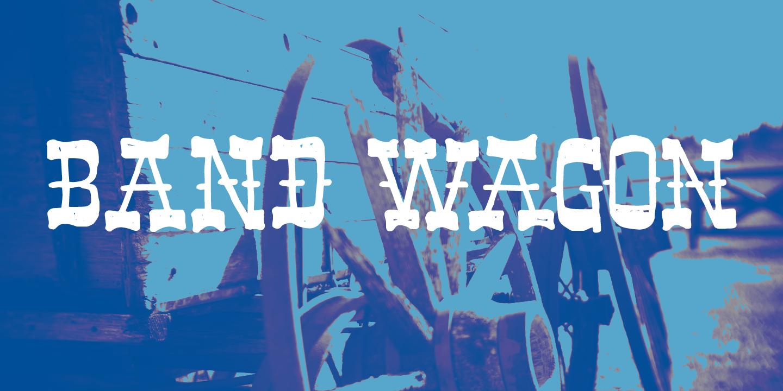 Band Wagon Italic