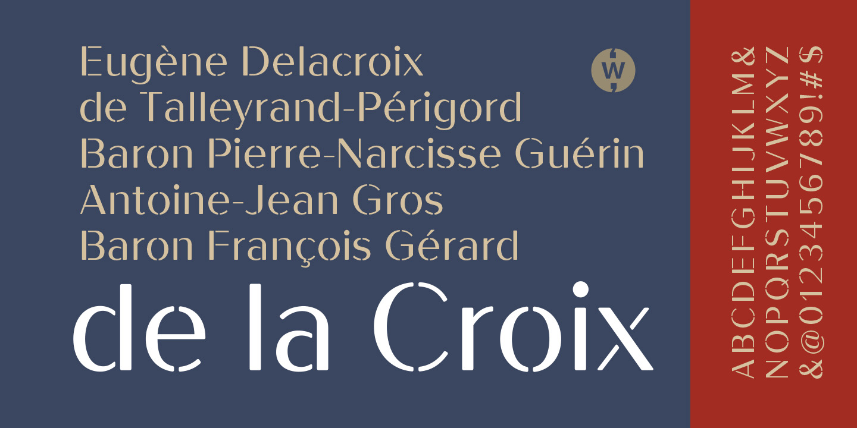 De La Croix