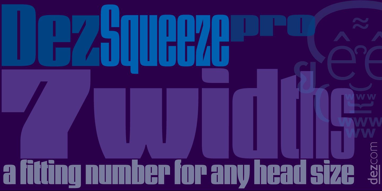 Dez Squeeze Pro