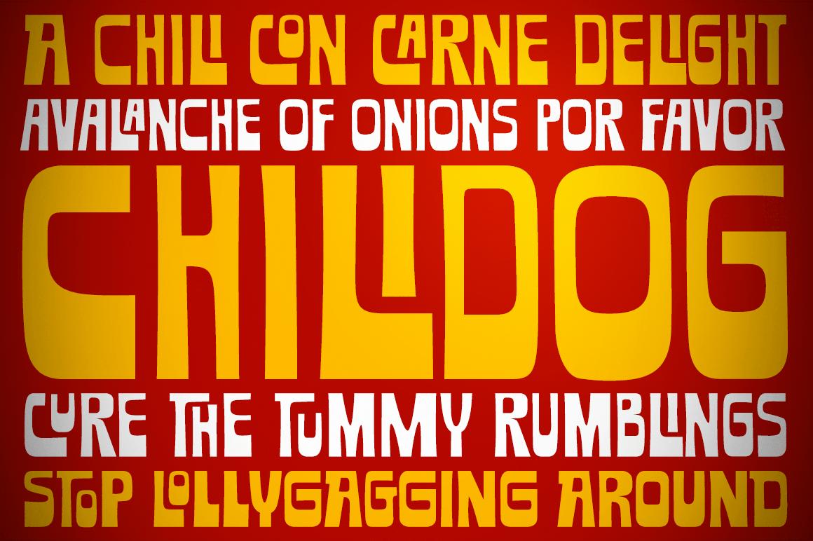 Chilidog PB