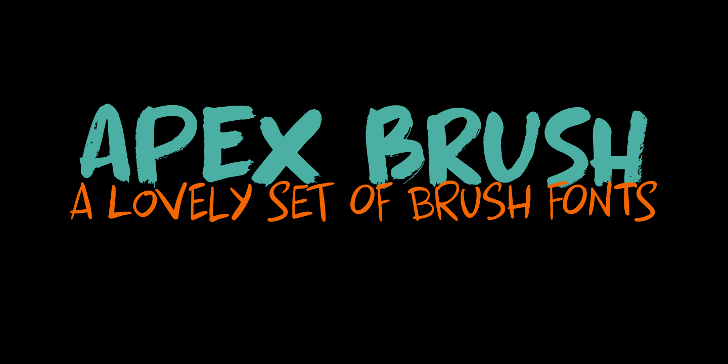 Apex Brush