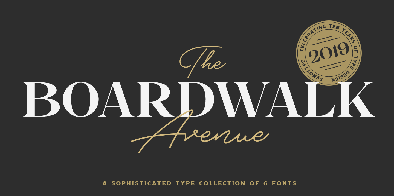 Boardwalk Avenue Pen
