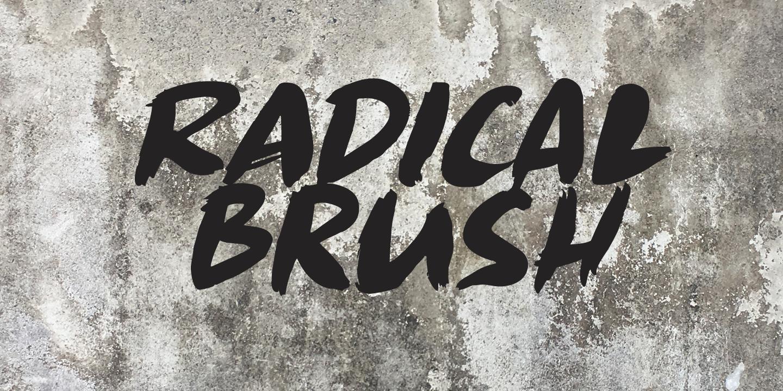 Radical Brush