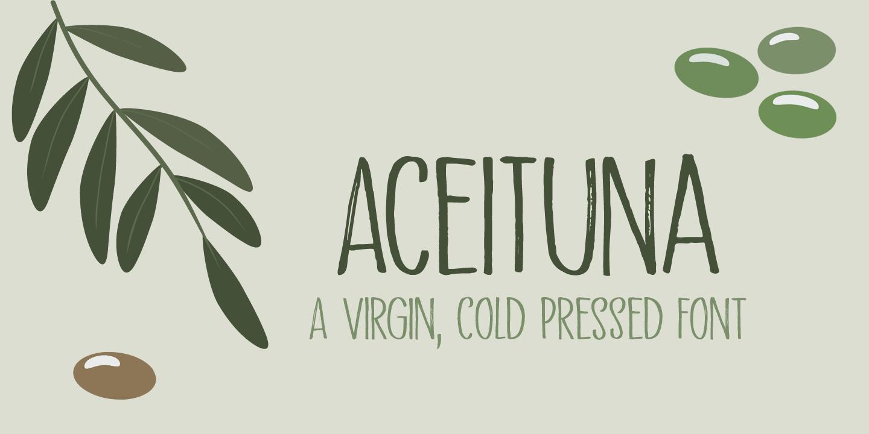 Aceituna Italic