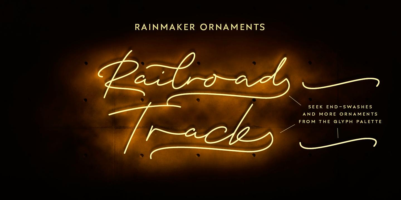 Rainmaker Script