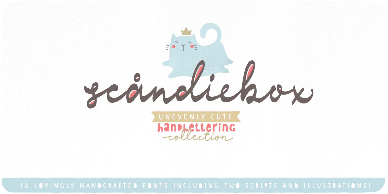 Scandiebox One