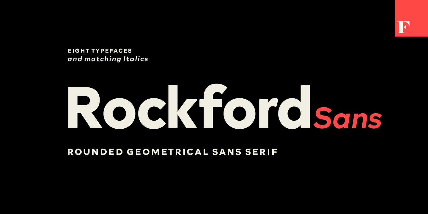 Rockford Sans Light