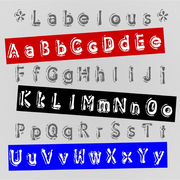 Labelous