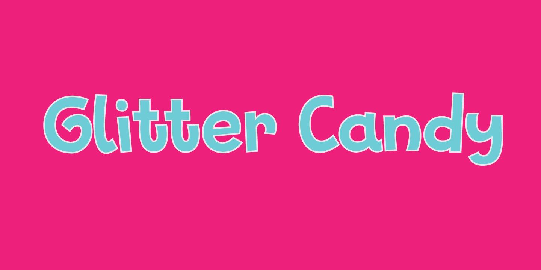 Glitter Candy