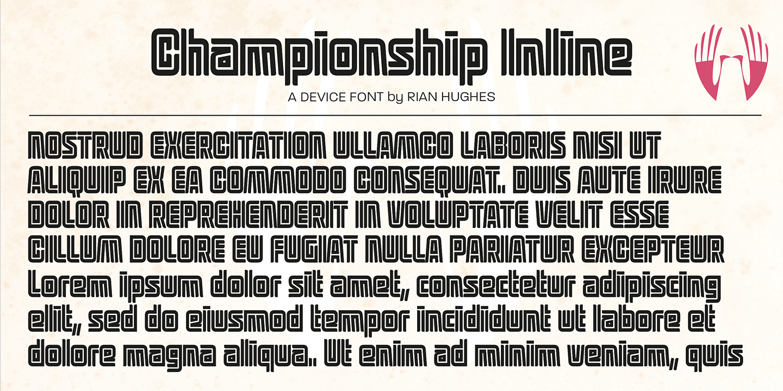 Championship Inline