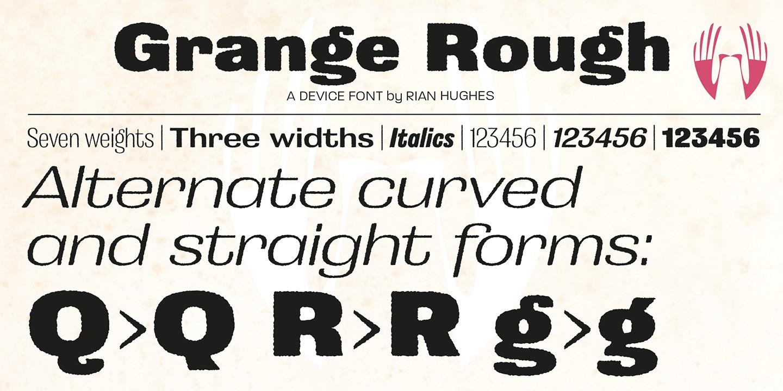 Grange Rough