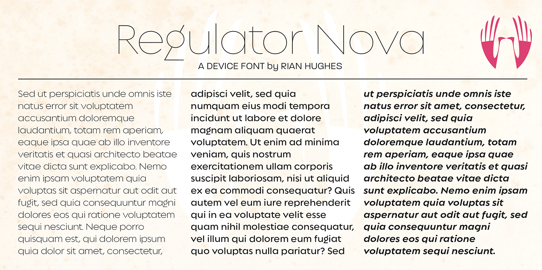 Regulator Nova