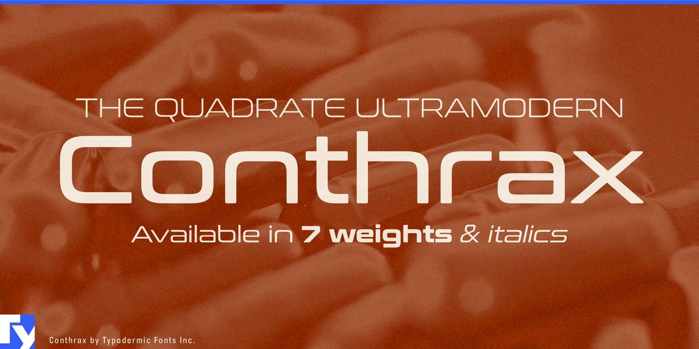 Conthrax sb