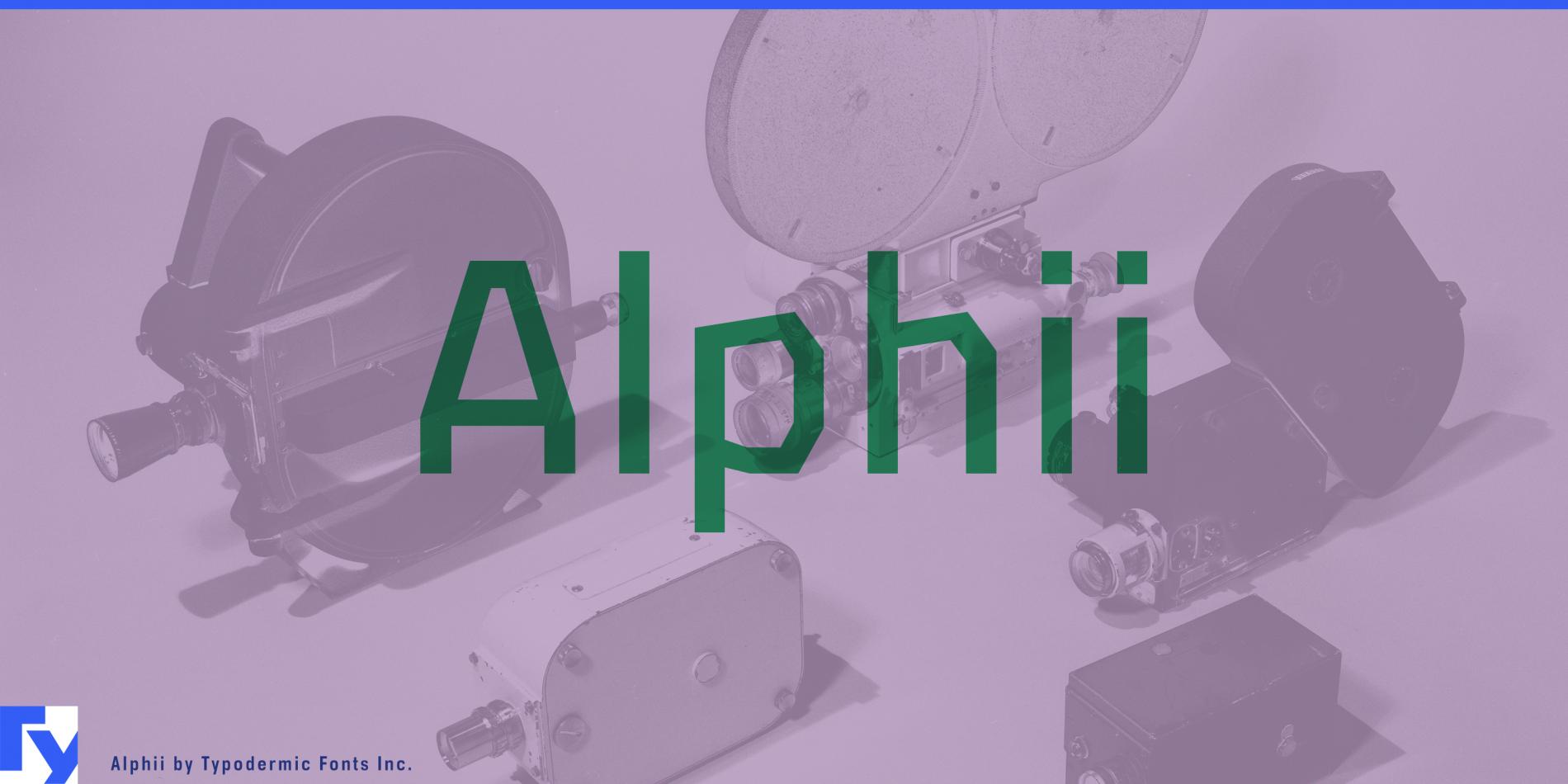 Alphii Regular