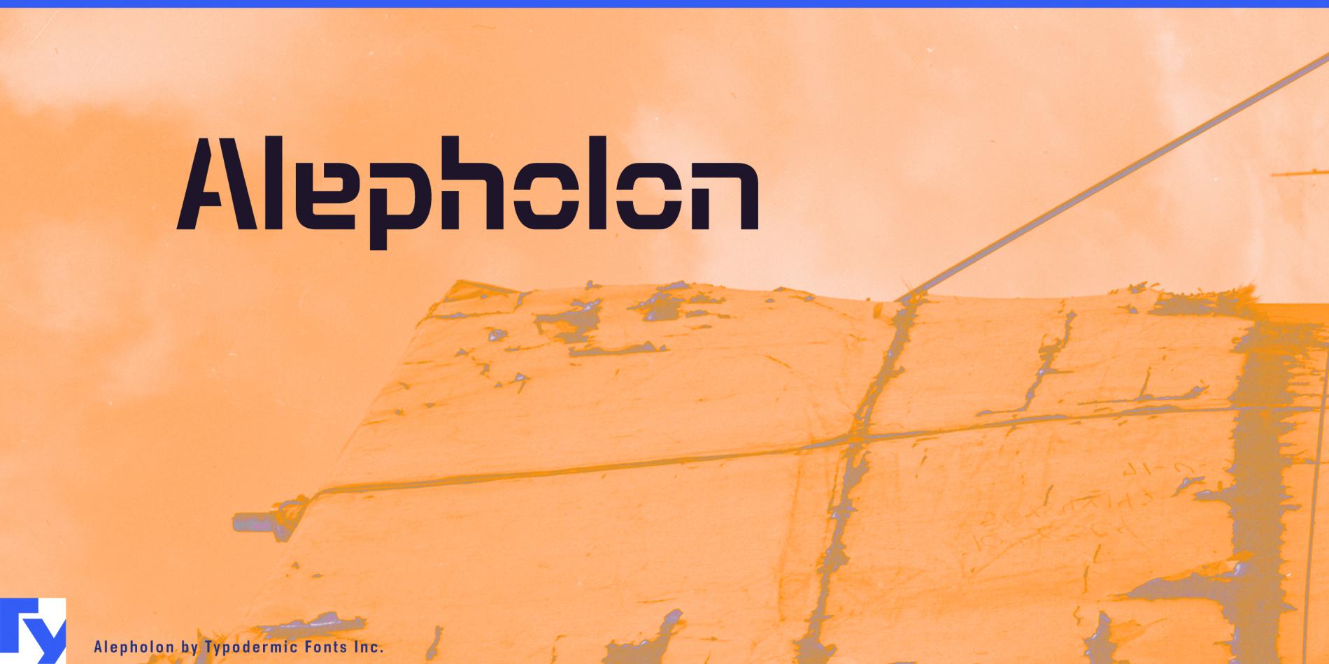 Alepholon