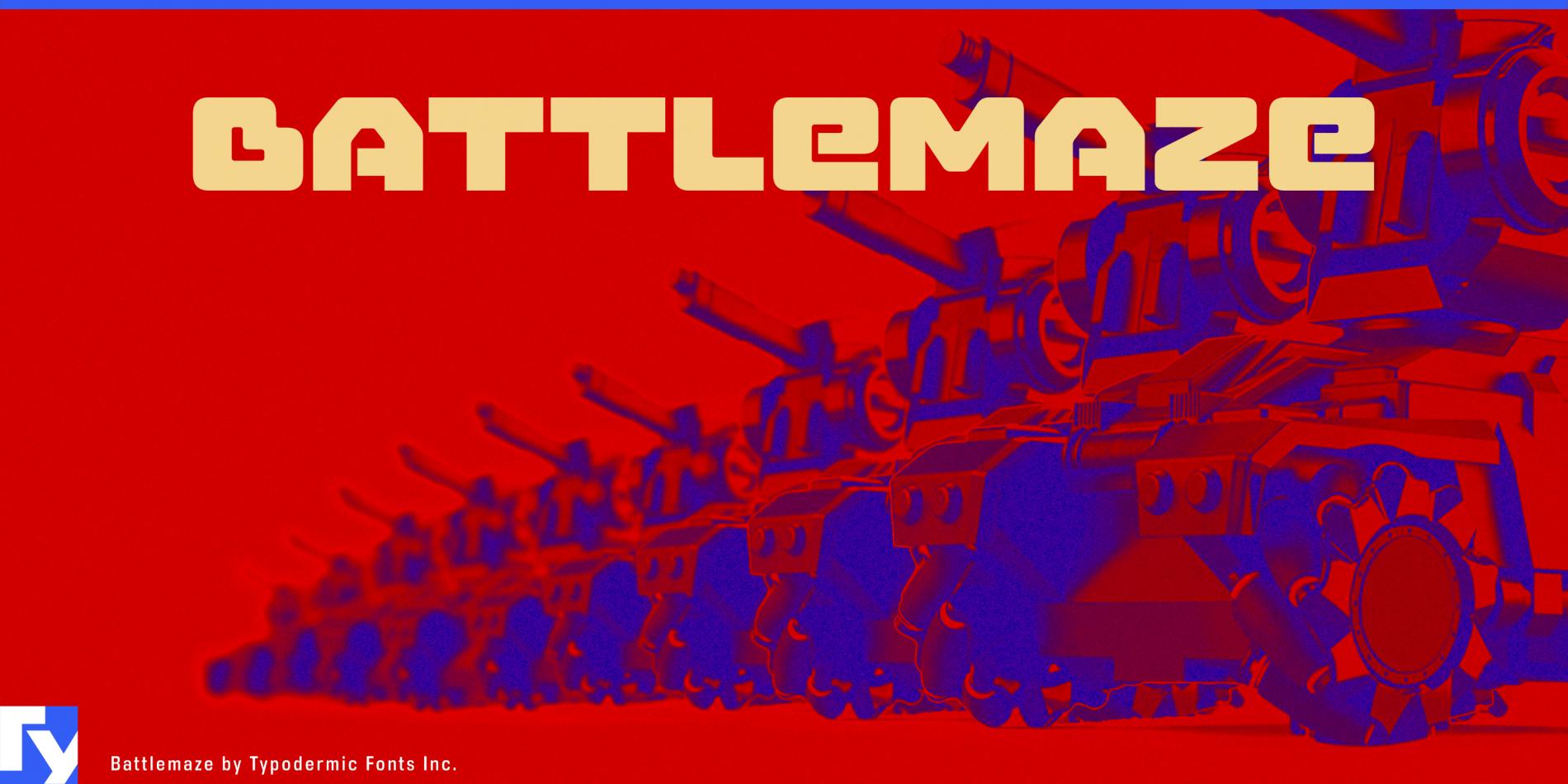 Battlemaze Hv