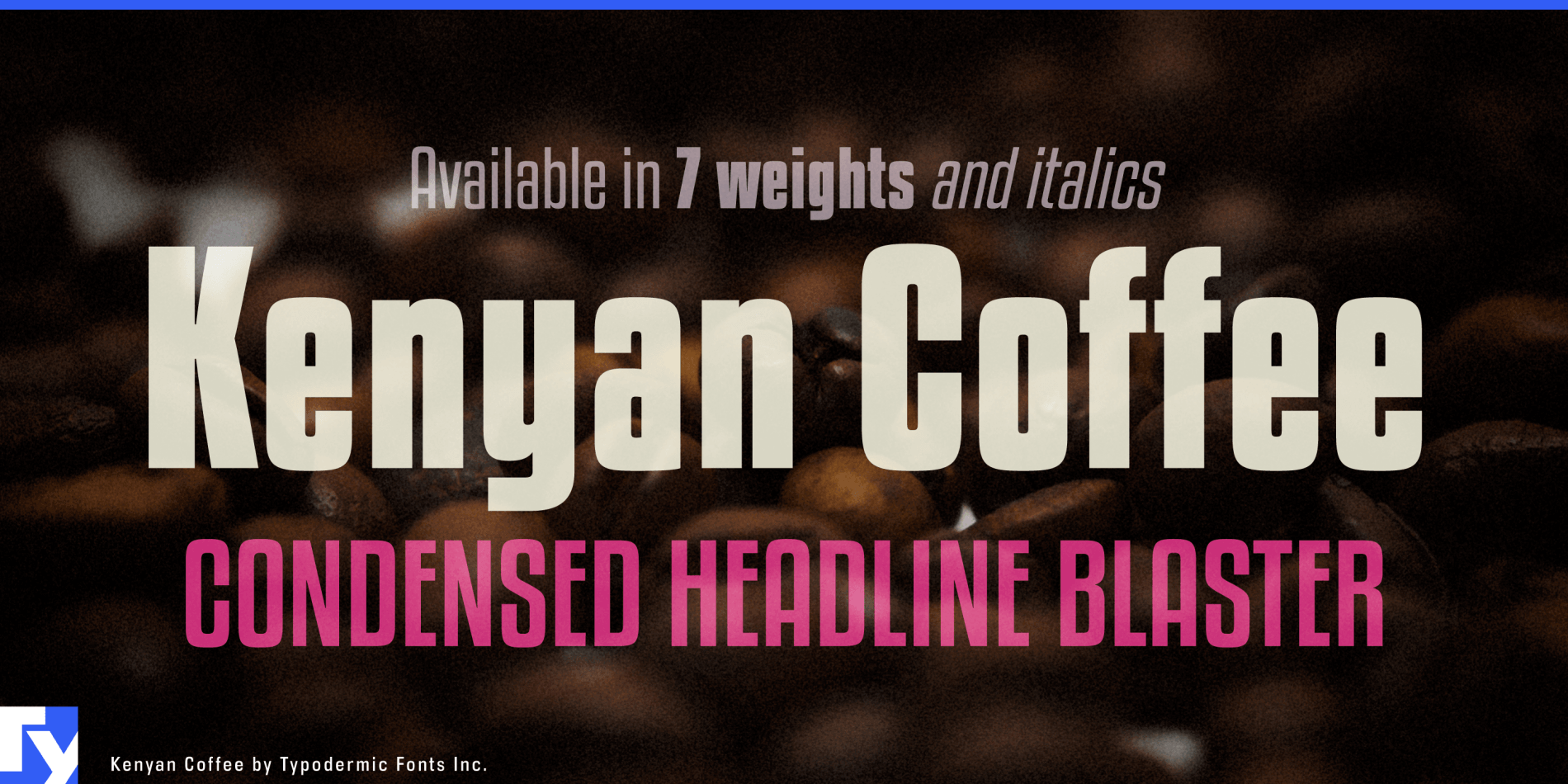 Kenyan Coffee Bd It