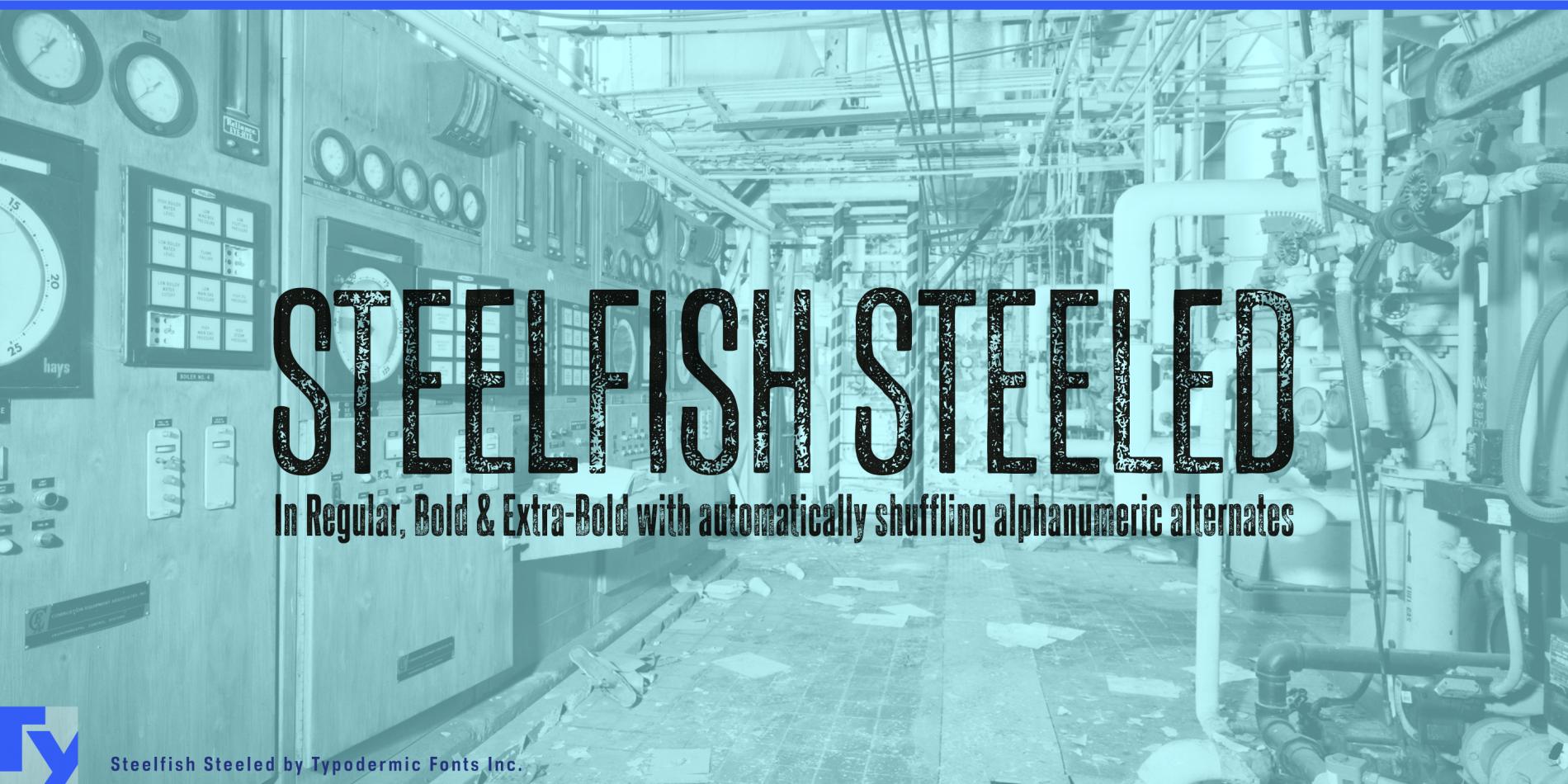 Steelfish Steeled