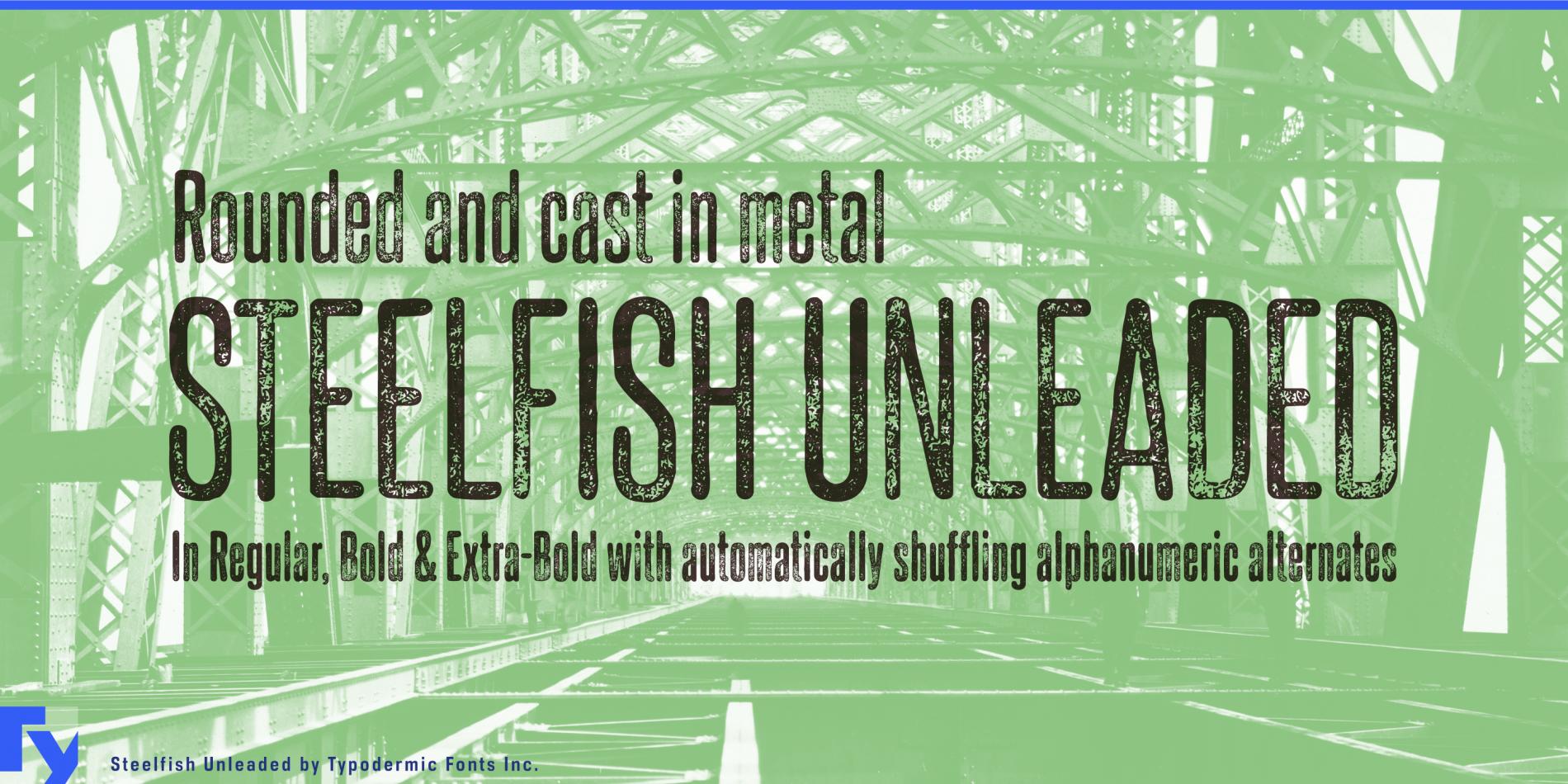 Steelfish Unleaded