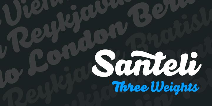 Santeli Bold