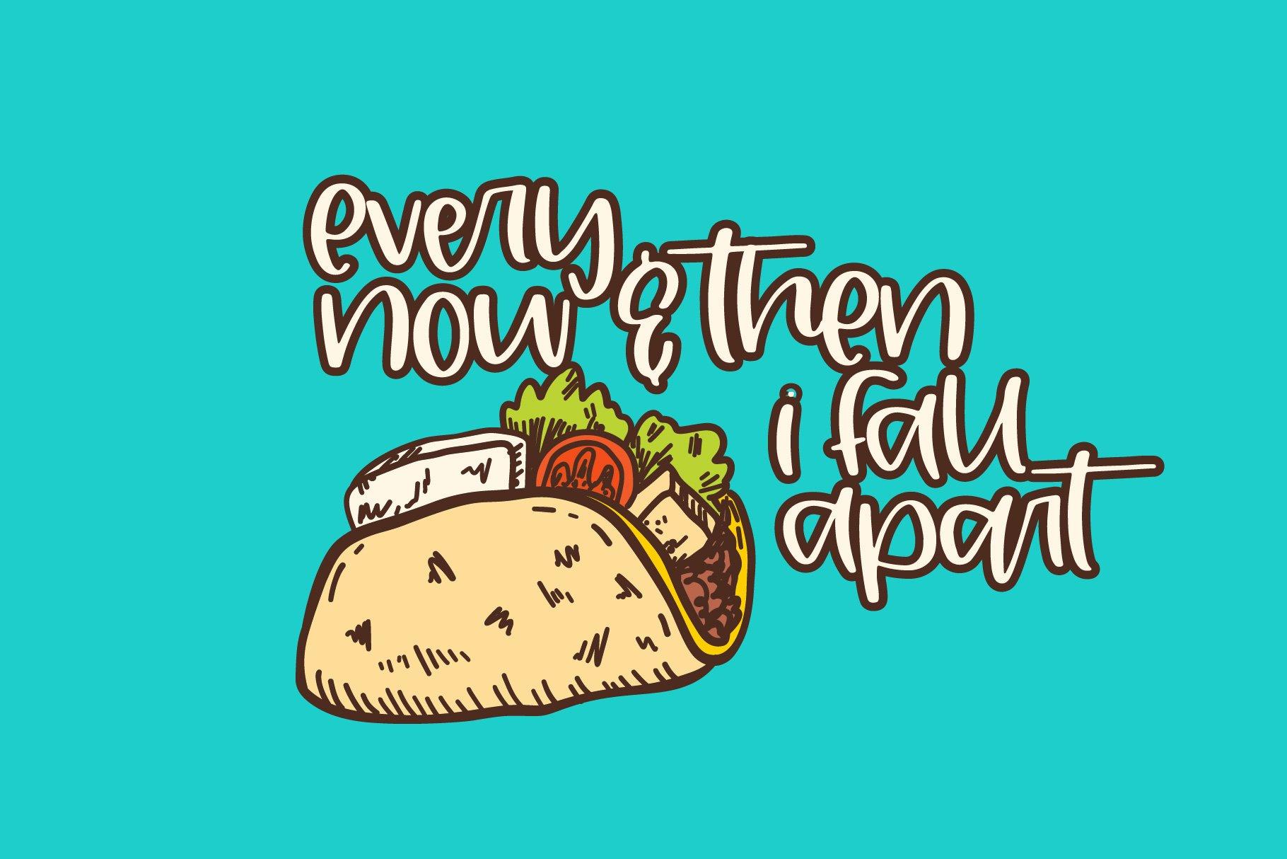 Burrito Struggle