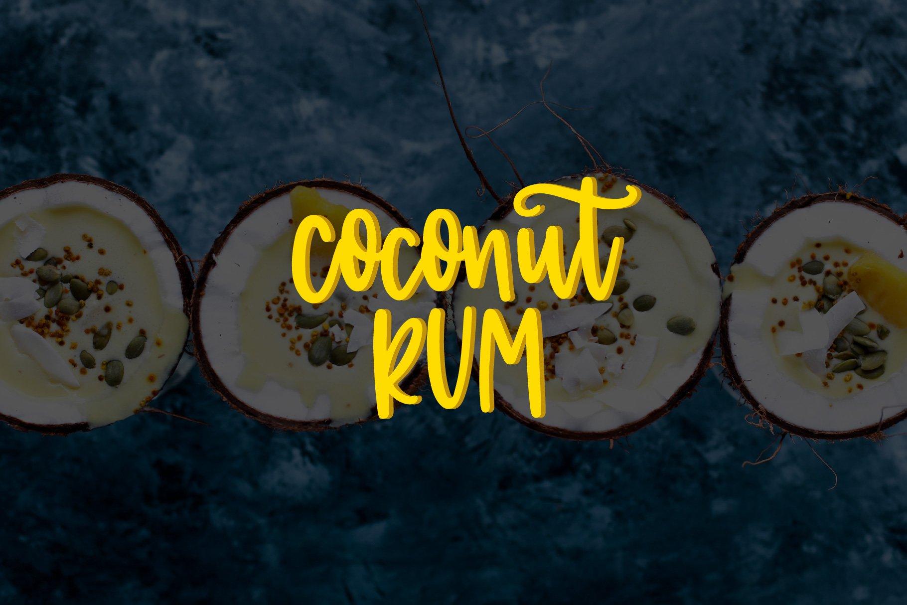 Coconut Rum
