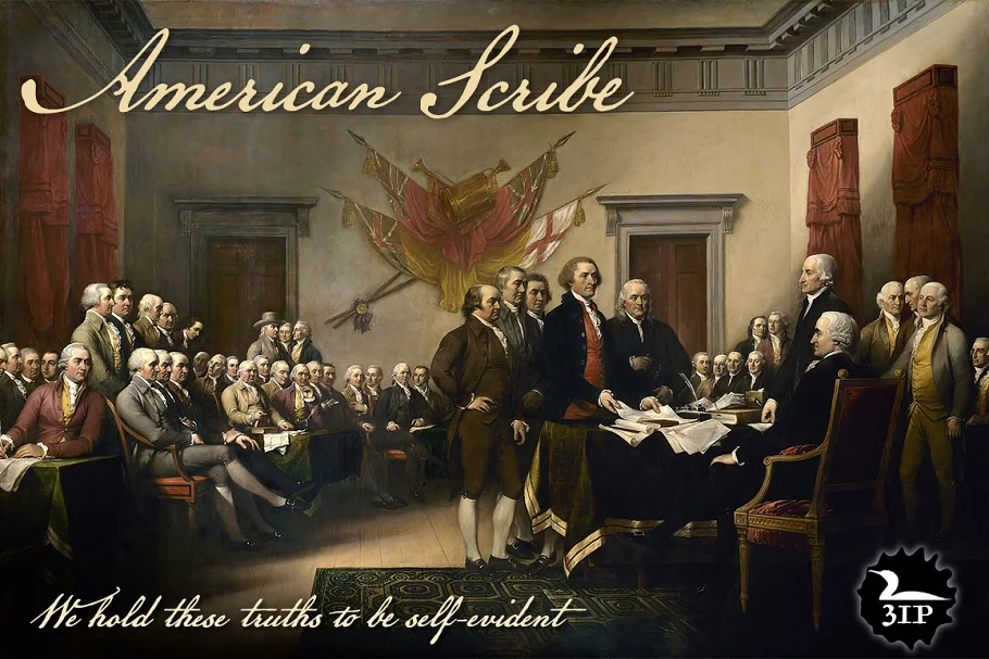American Scribe