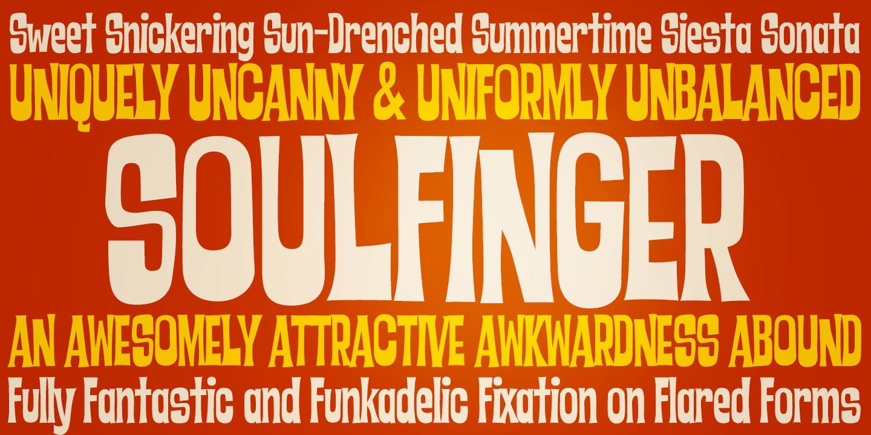 Soulfinger PB