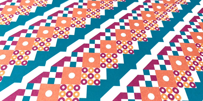 FormPattern Color Three