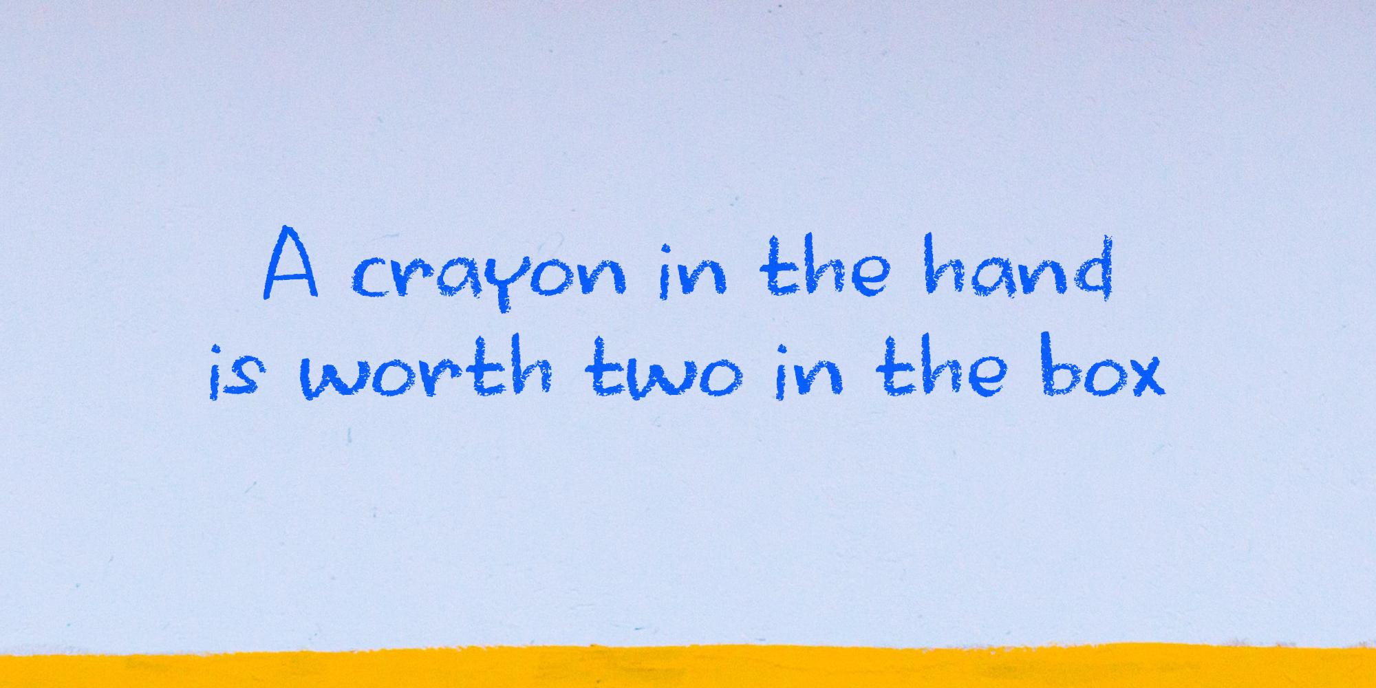 Crayon Works