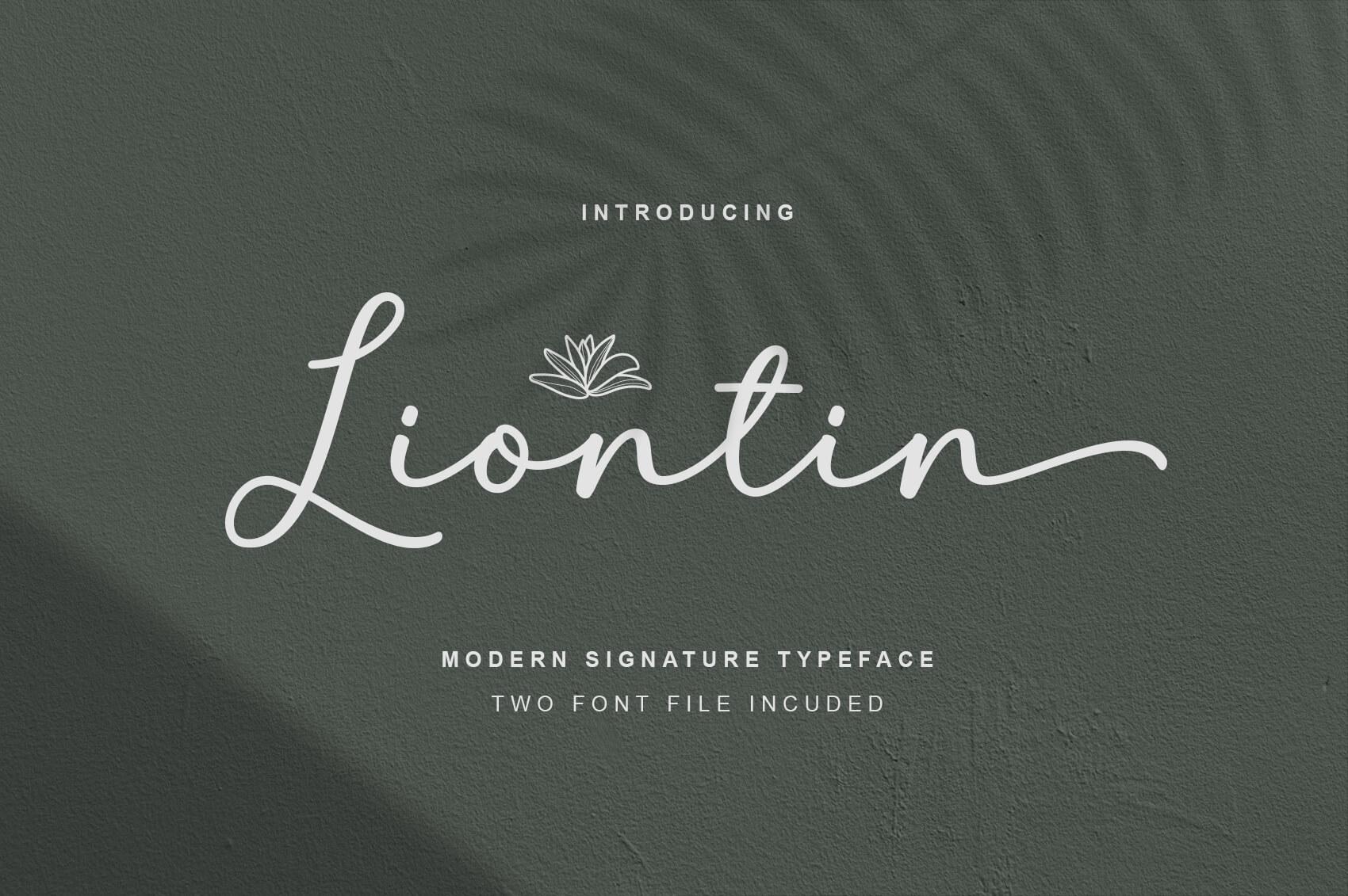 Liontin
