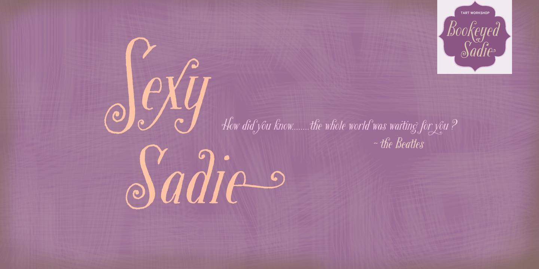 Bookeyed Sadie Ampersands