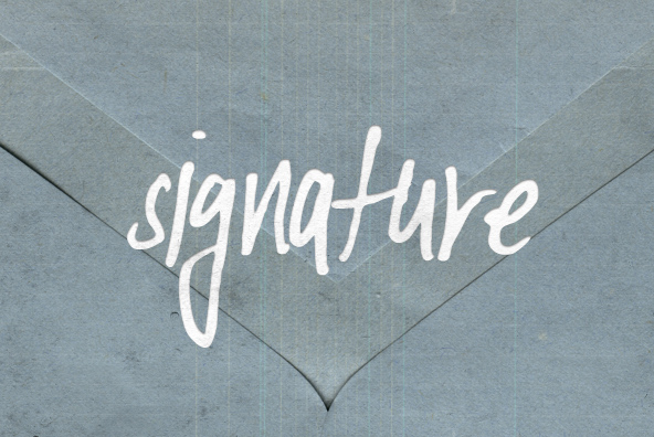 YWFT Signature Dingbats
