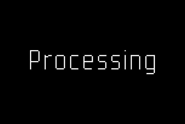 YWFT Processing Bold
