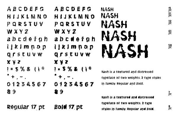 YWFT Nash Regular