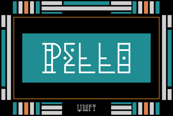 YWFT Pello Bold