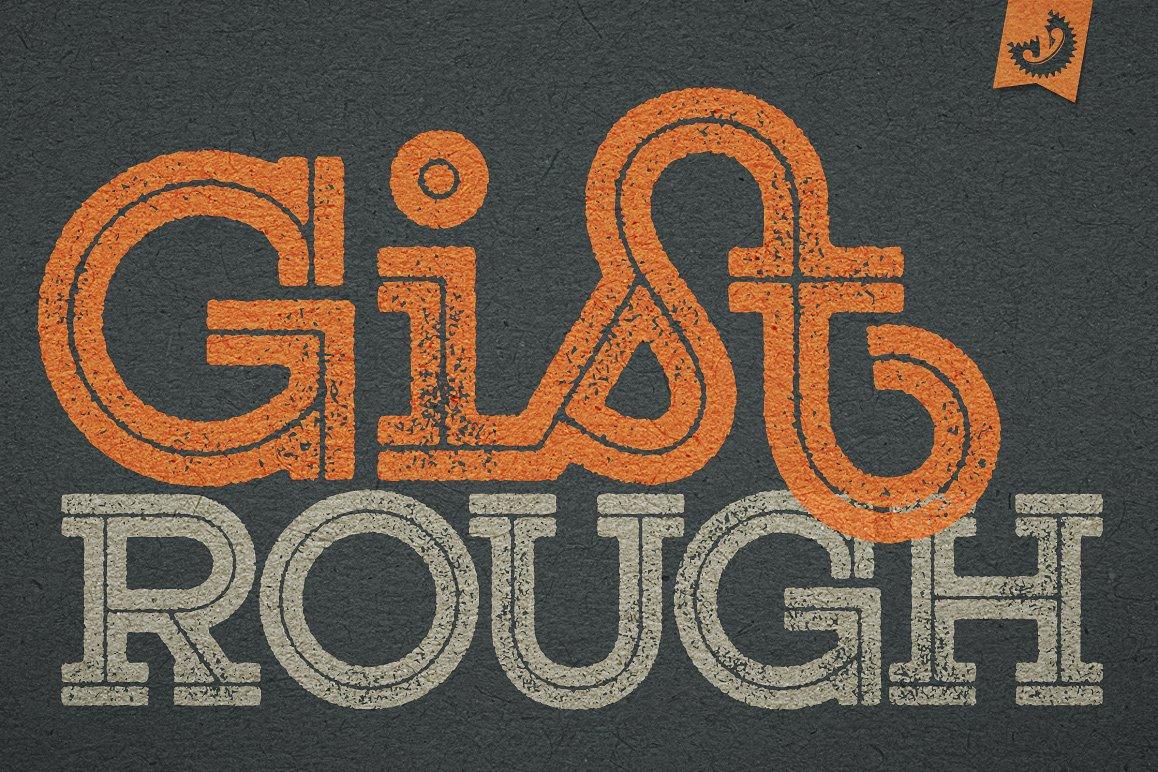 Gist Rough Light Three