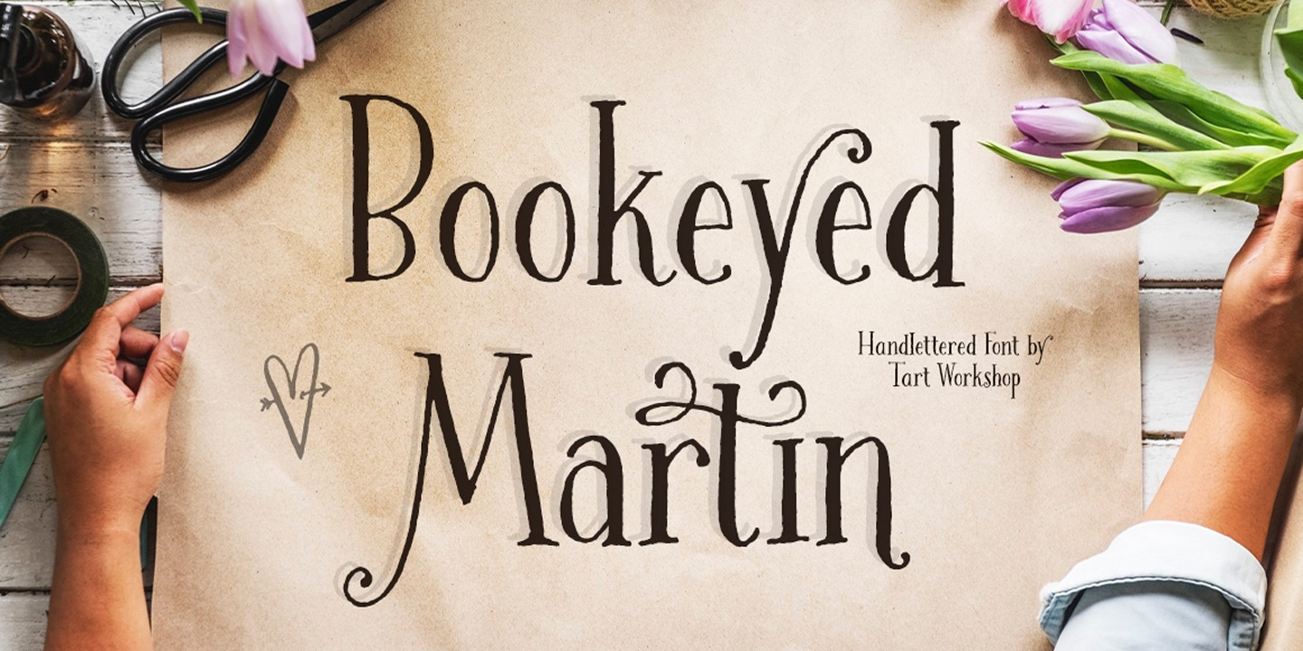 Bookeyed Martin Titles