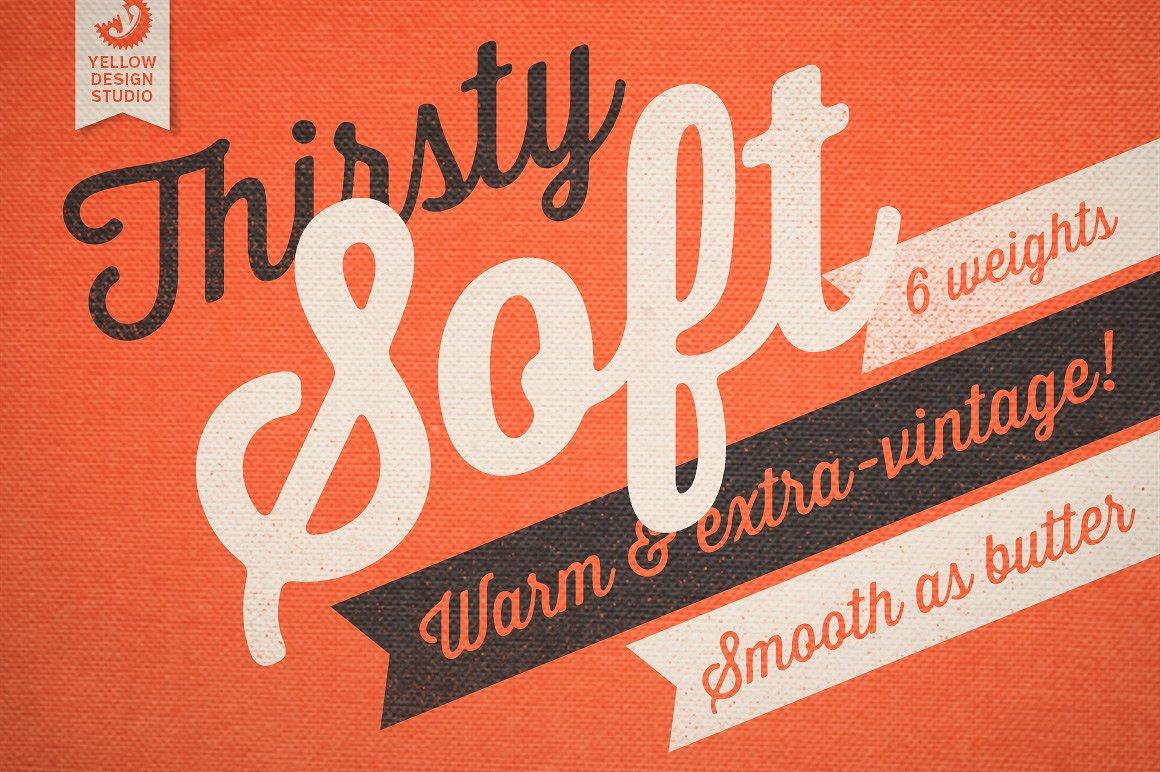 Thirsty Soft Regular