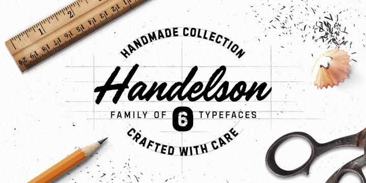 Handelson Three