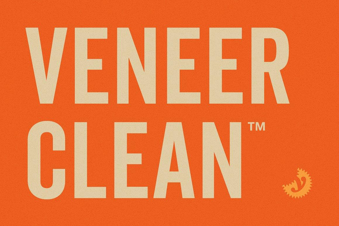 Veneer Clean Extras