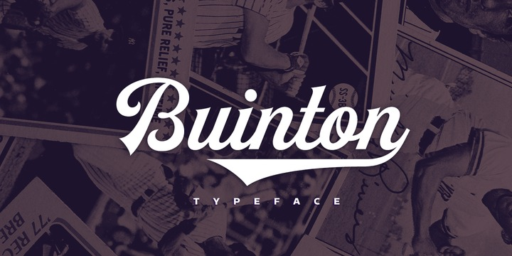 Buinton Regular