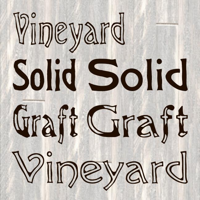 Vineyard Solid