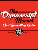 Dynascript_manual