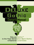 Deluxe-gothic_manual