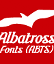Albatross_fonts