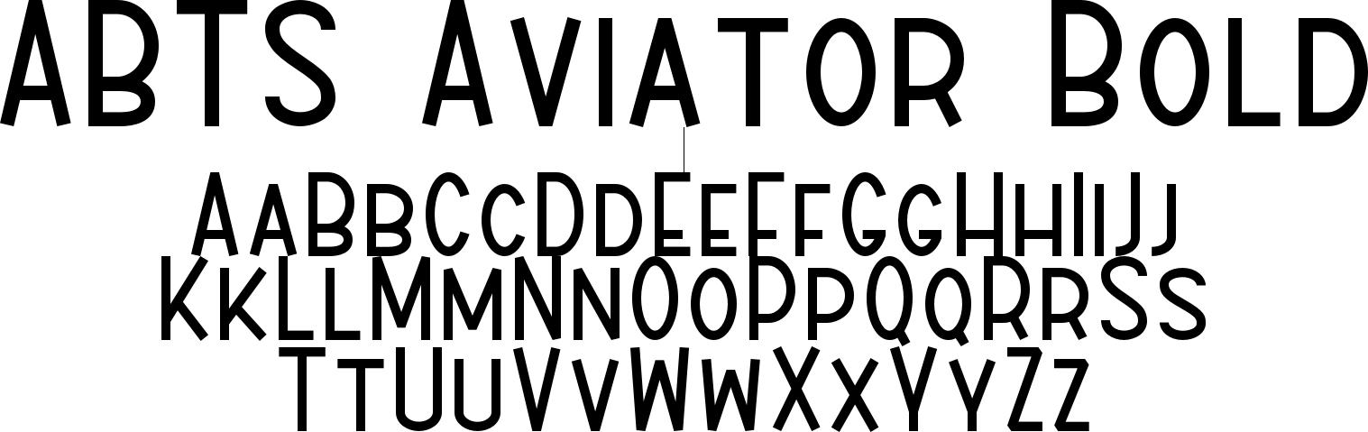 ABTS Aviator Bold