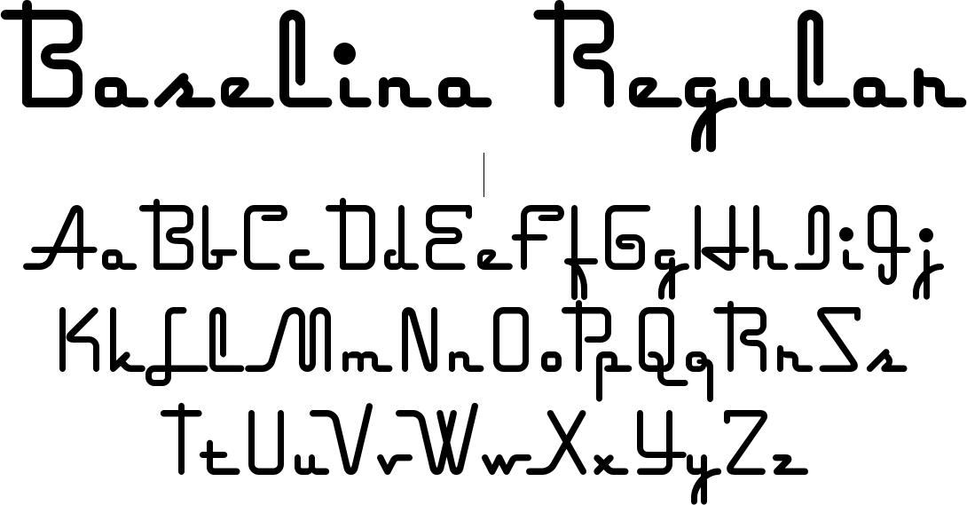 Baselina Regular